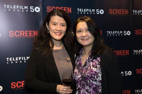 barbara lee lynne lee from vancouver asian film festival